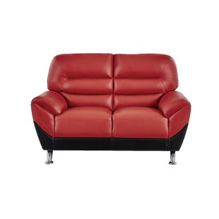 Compare Richart Flared Arm Loveseat By Latitude Run