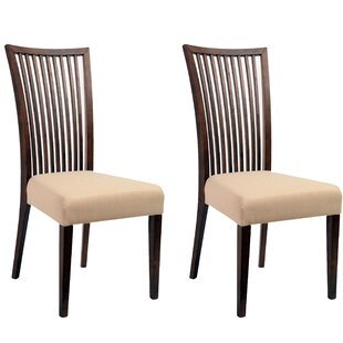 Bohostice Side Chair (Set of 2) by Latitu..