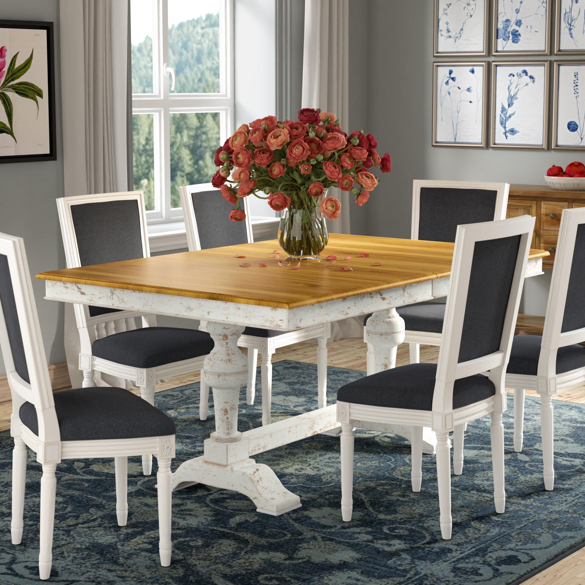 Lark Manor Belmont Extendable Dining Table Wayfair