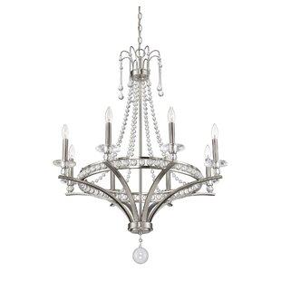 Willa Arlo Interiors Dore 8-Light Chandelier