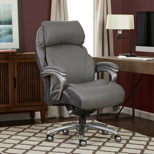 Smart Layers Big And Tall Executive Executive Chair by Serta at Home
