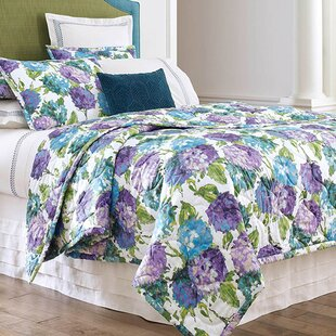 Hydrangea Cotton Quilt Set