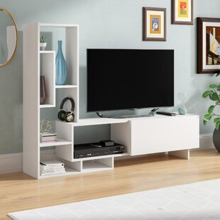 Reviews Mosby Entertainment Center for TVs up to 55 by Wrought Studio Reviews (2019) & Buyer's Guide