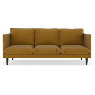 Coutee Linen Weave Sofa