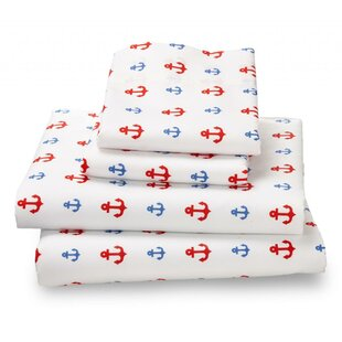 Where the Polka Dots Roam 4 Piece Bed Sheet Set