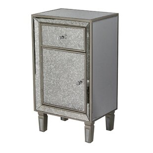 Josanna 1 Door Accent Cabinet by House of Hampton