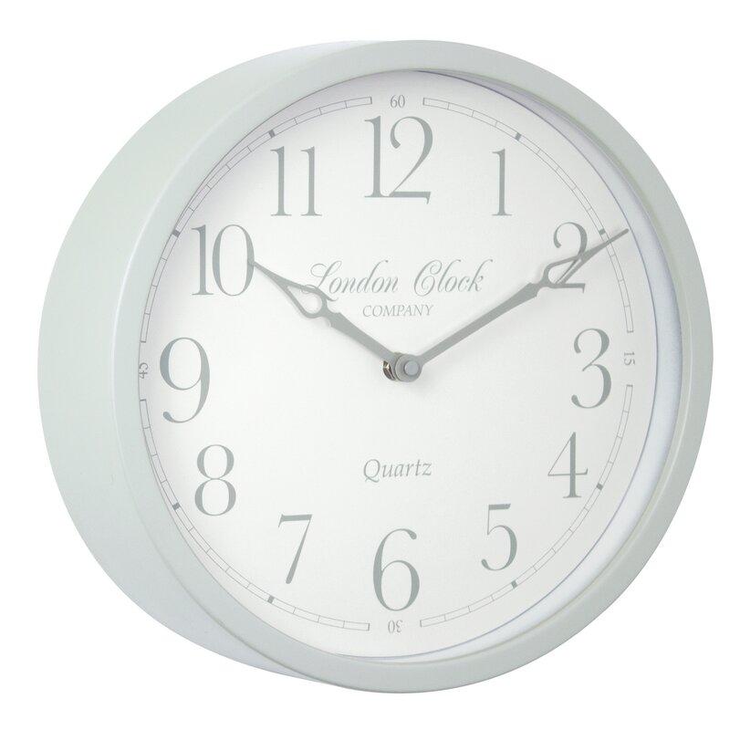 london clock company wanduhr heritage alice 30 cm bewertungen. Black Bedroom Furniture Sets. Home Design Ideas