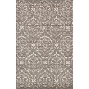 Ezequiel Light Brown Area Rug