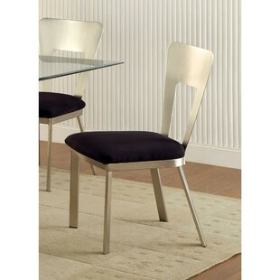 Roy Upholstered Dining Chair (Set of 2) b..