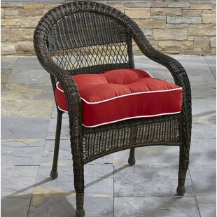 Indoor/Outdoor Dining Chair Cushion By Winston Porter