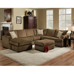 Main Sectional by Brady Furniture Industries
