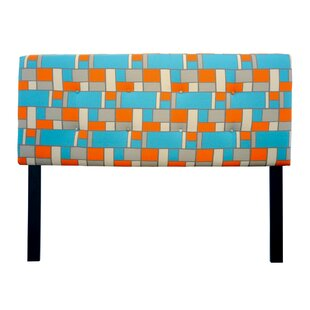 Ali Hopscotch Upholstered Panel Headboard