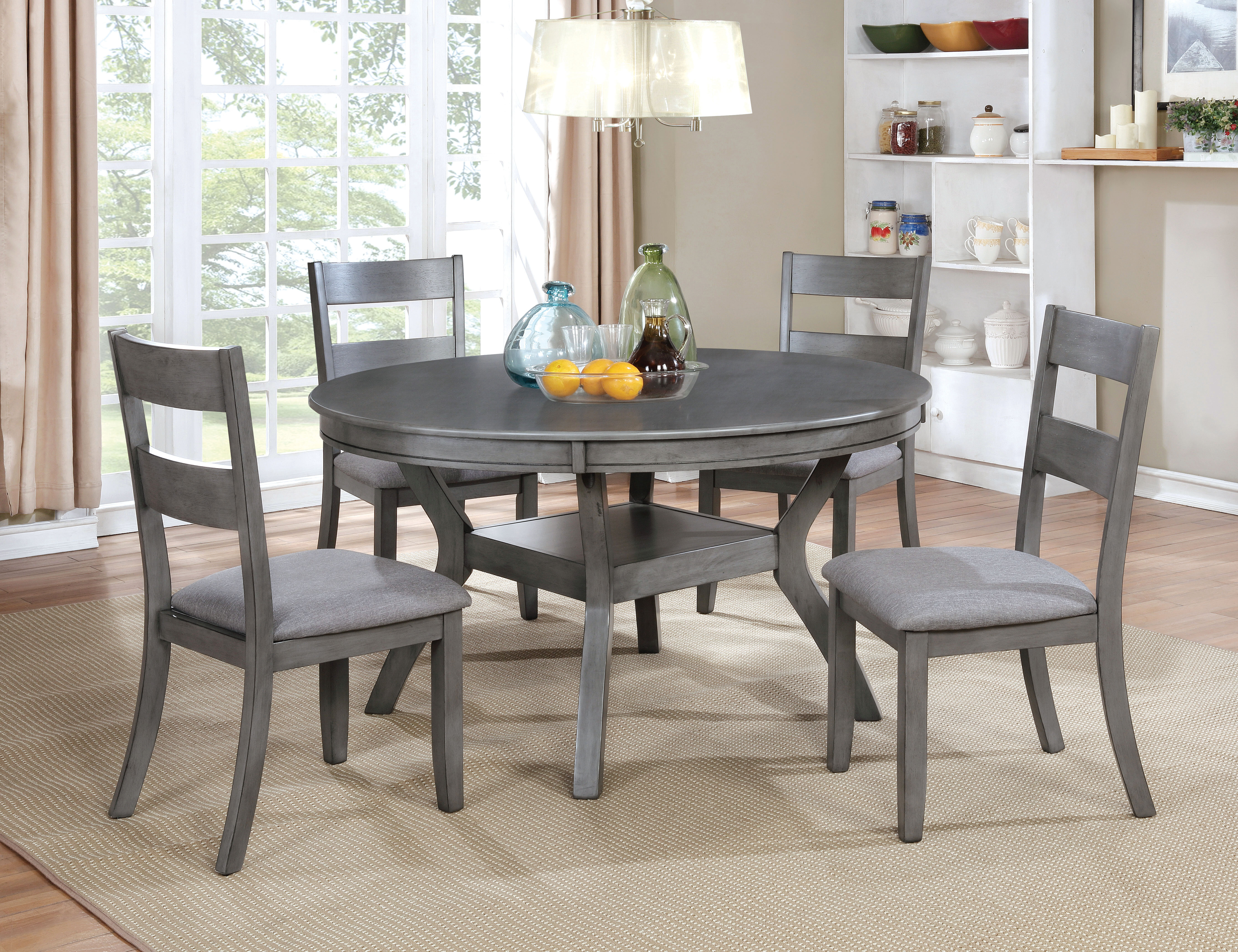 Ordinaire Baumgarten 5 Piece Dining Set