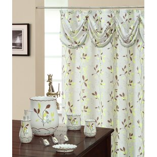 Paradise Decorative Single Shower Curtain
