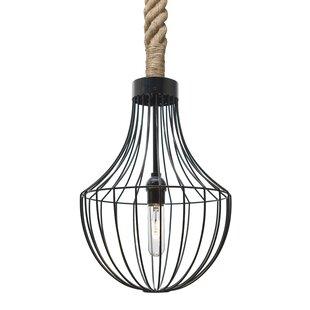 Besa Lighting Sultana 1-Light Novelty Pendant