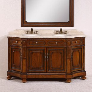 Price Check Sealrock 68 Double Bathroom Vanity Set ByAstoria Grand