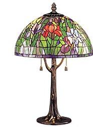 Iris 25 Table Lamp