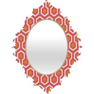 East Urban Home Zest Baroque Accent Mirror