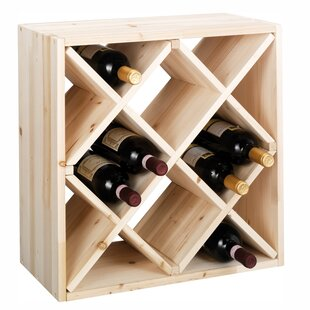Wine Rack For 16 Bottles By Zeller