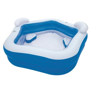Bestway 2-Person Inflatable Spa Image