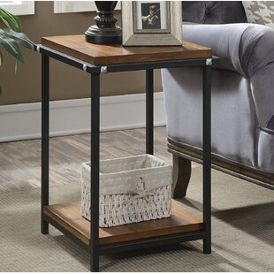 Read Reviews Longmeadow Square Tray Table By Loon Peak