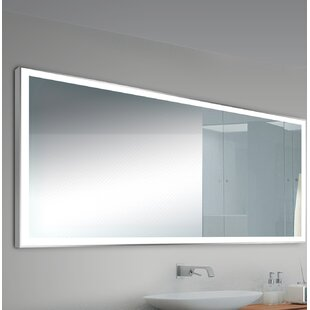 Bargain Alcron LED Bathroom/Vanity Mirror By Orren Ellis