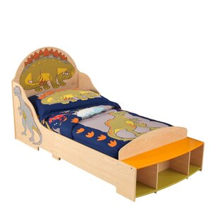 Dinosaur Toddler Bed by KidKraft