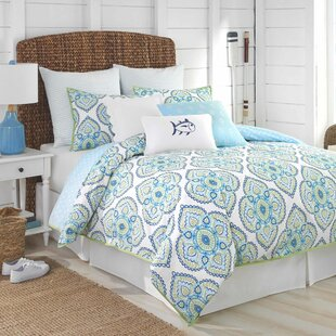 Summerville 100% Cotton Reversible Comforter Set