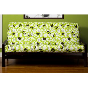 Arevalo Box Cushion Futon Slipcover by Latitude Run
