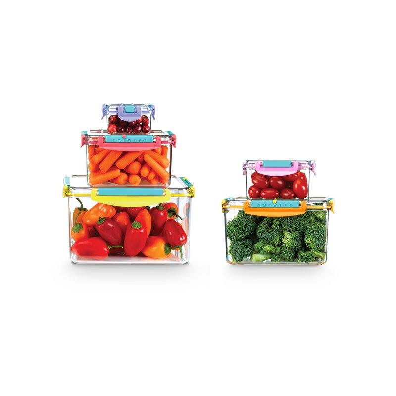 Rebrilliant Tiana 5 Container Food Storage Set
