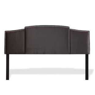 Lecuyer Universal Upholstered Panel Headboard by Mercer41