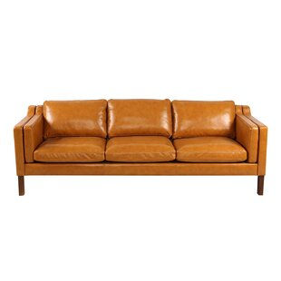 Rolando Top Grain Leather Sofa