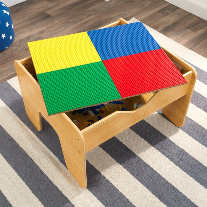 Admirable 2 In 1 Kids Activity Table Andrewgaddart Wooden Chair Designs For Living Room Andrewgaddartcom
