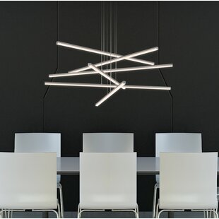 Orren Ellis Poythress 3-Light LED Novelty Pendant