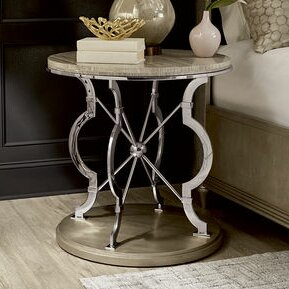 Delahunt Lamp End Table