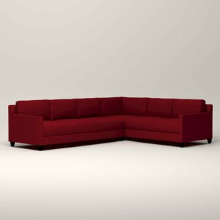 Red Sectional Sofas | Joss & Main