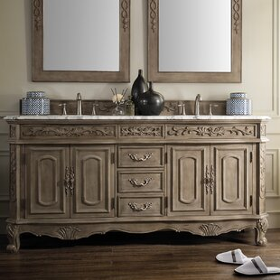 Padmore 72 Double Bathroom Vanity Set by Astoria Grand