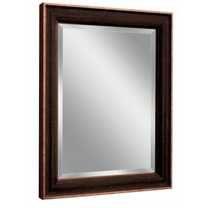 Merkle Vanity Wall MirrorBronze Mirrors You ll Love   Wayfair. Oil Rubbed Bronze Mirrors Bathroom. Home Design Ideas