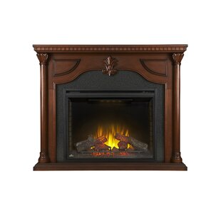 Harlow Electric Fireplace by N..