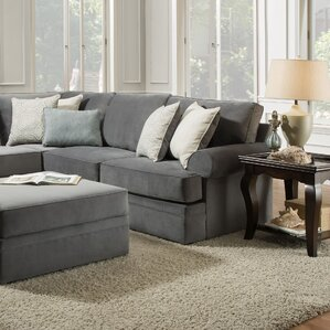 DBYH5600 Darby Home Co Sectional Sofas