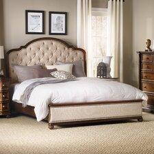 Leesburg King Panel Bed by Hooker Furniture