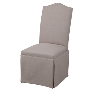 Skirted Parsons Chair (Set of 2) by CMI