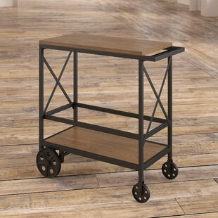 Neil Bar Cart by 17 Stories