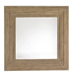 Monterey Sands Spyglass Square Wall Mirror