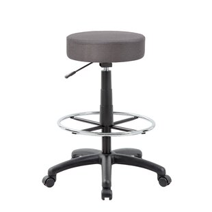 Parton Height Adjustable Lab Stool