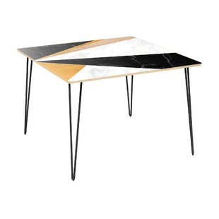 Wrought Studio Haddox Dining Table