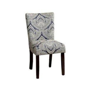 Alyda Modern Upholstered Dining Chair (Se..