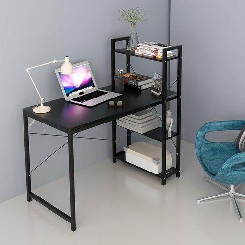 Schreibtisch | Büro > Bürotische | Schwarz | Urban Designs