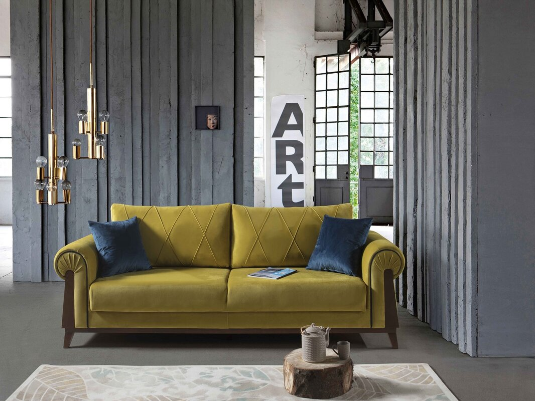 Lambert Sleeper Sofa By Perla Furniture