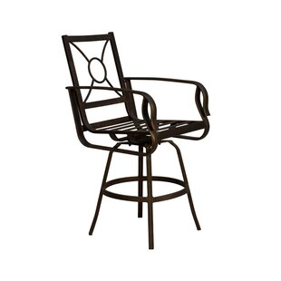 Westport Patio Bar Stool with Cushion